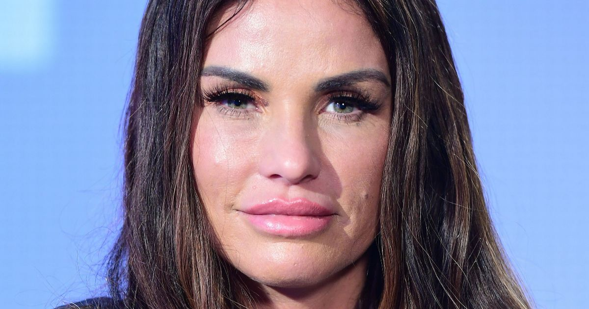 Katie Price taken to hospital with facial injuries following alleged attack