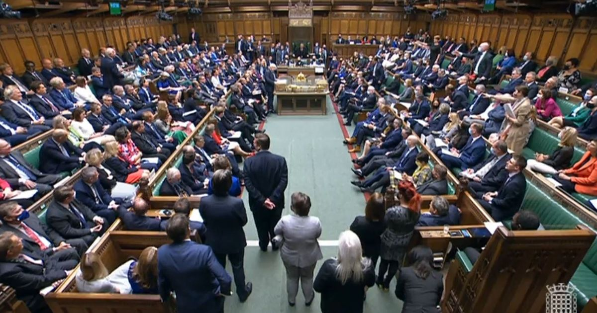 Live: MPs debate Afghanistan crisis after being recalled to Parliament from summer break