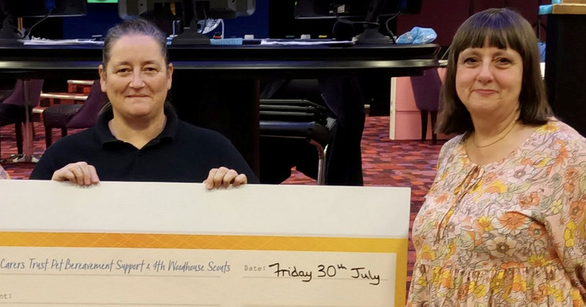 Meet the woman aiming to visit 60 bingo halls before she turns 60