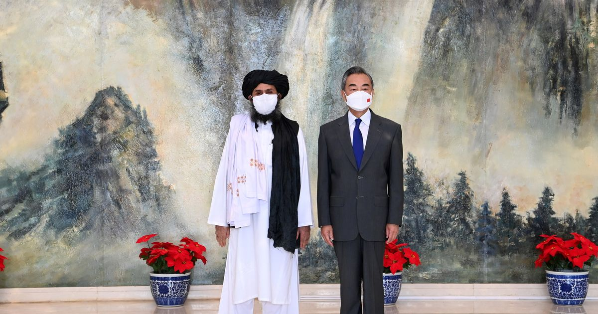Meeting between Taliban and Chinese officials fuels fears of warming ties