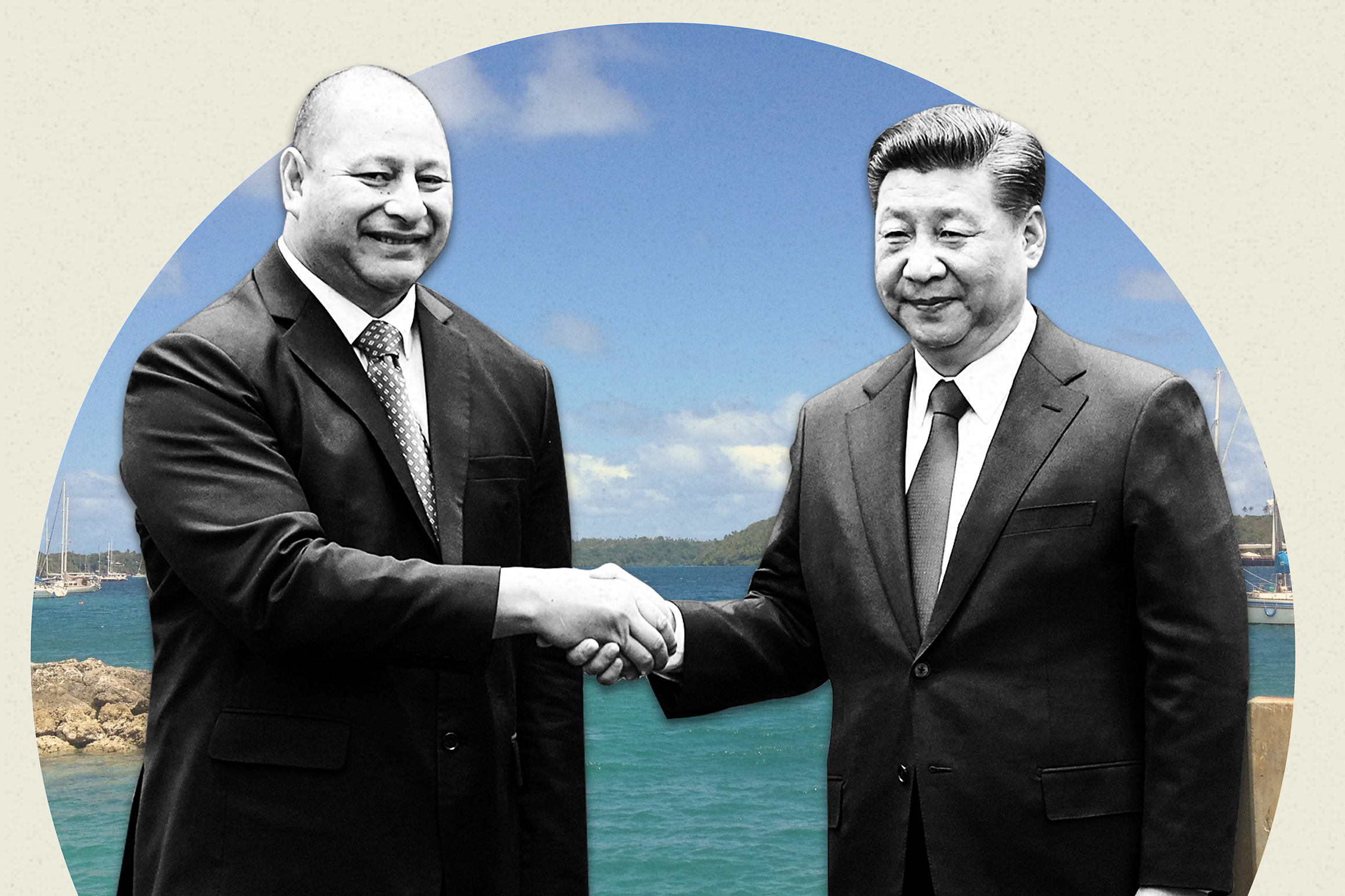 Meth, Vanilla and 'Gulags': How China Has Overtaken the South Pacific One Island at a Time
