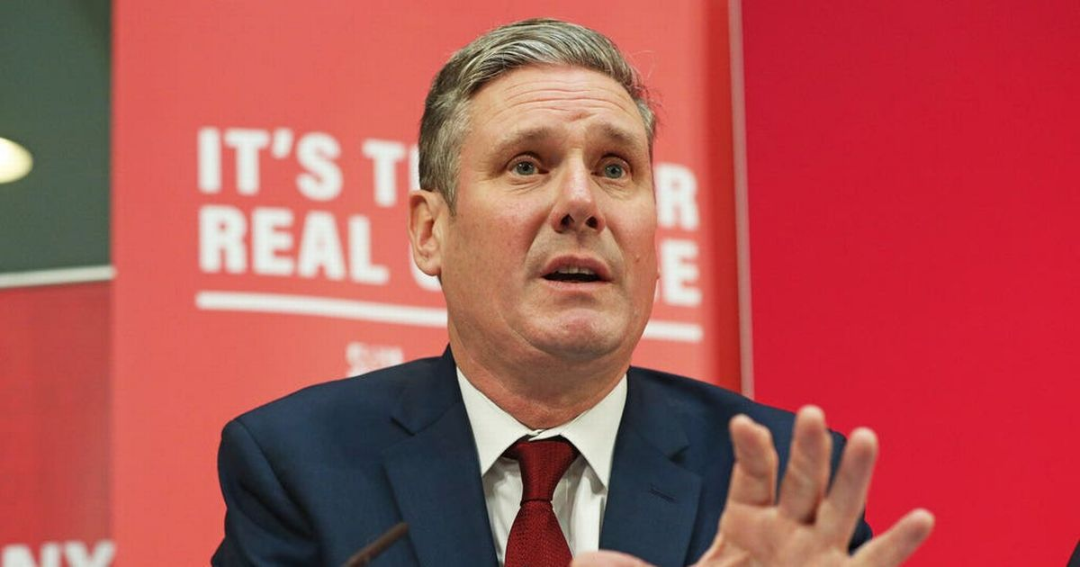 Modernisation is key to Labour's success, says Sir Keir Starmer