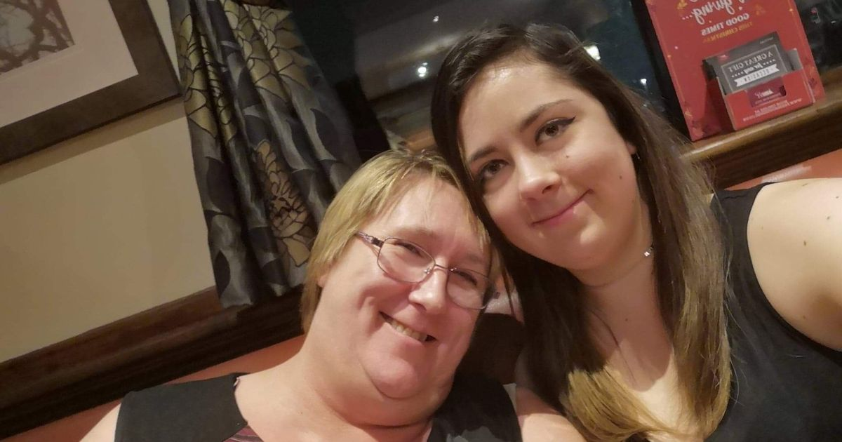 Mum, 53, dies just one hour after thinking she was having panic attack