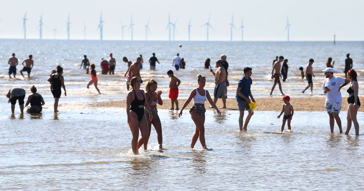 Nation to bask in last blast of summer with days of sunshine ahead - Met Office view