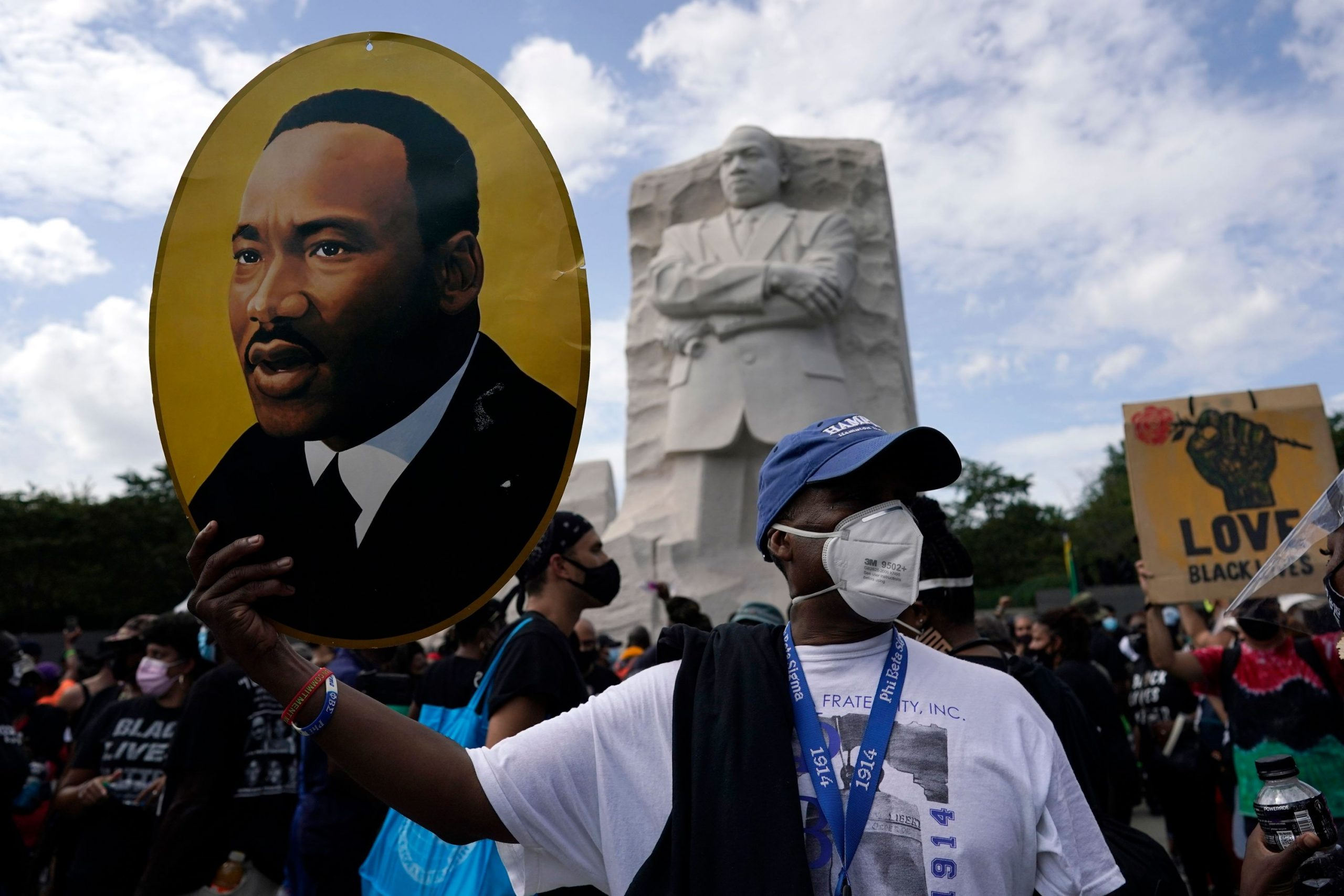 Opinion   MLK Warned Us About Moderates. Are We Listening?