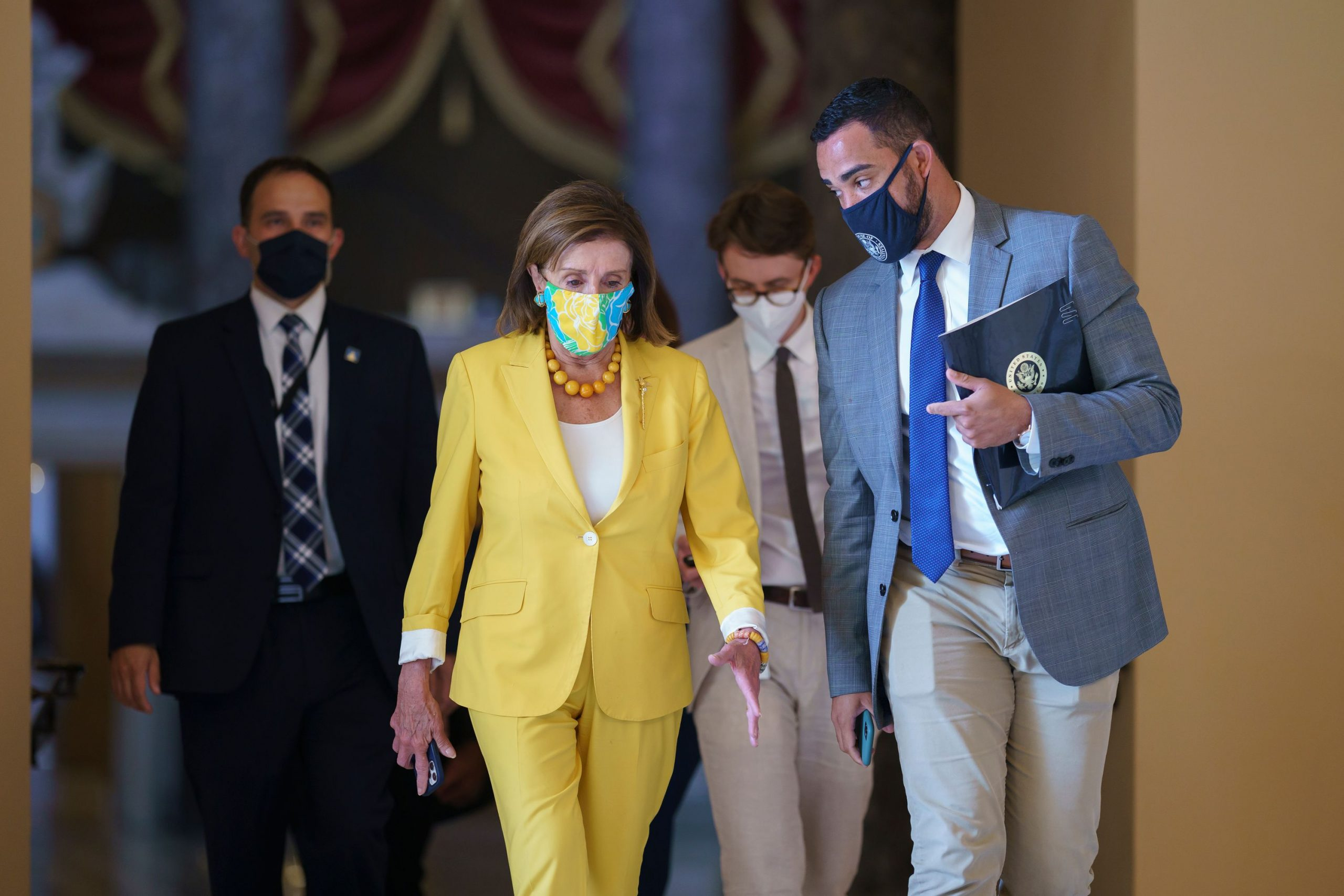 Opinion   The Emptiness of Democrats' Big Deal
