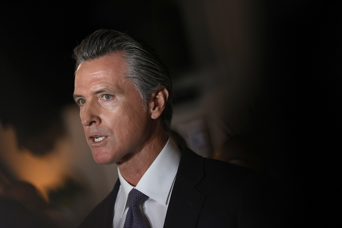 Opinion | The Recall Is Republicans' Last Best Hope in Deep Blue California