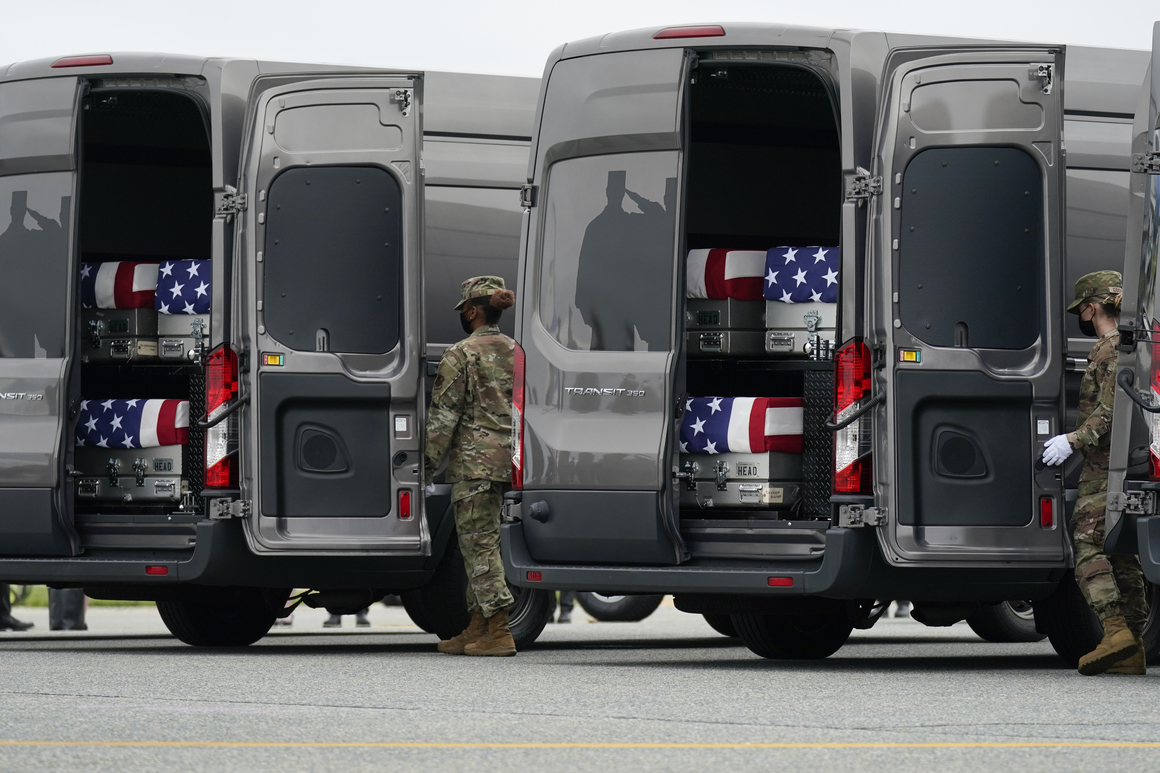 Pentagon prepared for 'mass casualty' attack at Kabul Airport hours before explosion