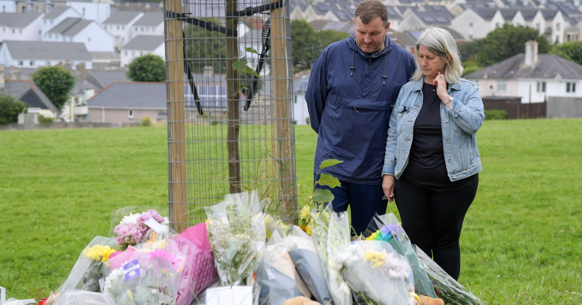 Plymouth shooting: Flowers left in memory of five victims killed by Jake Davison