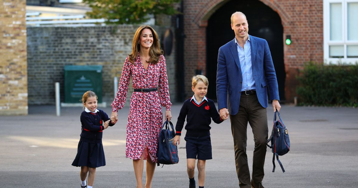 Prince George has a royal classmate - and people will recognise her TV star mum