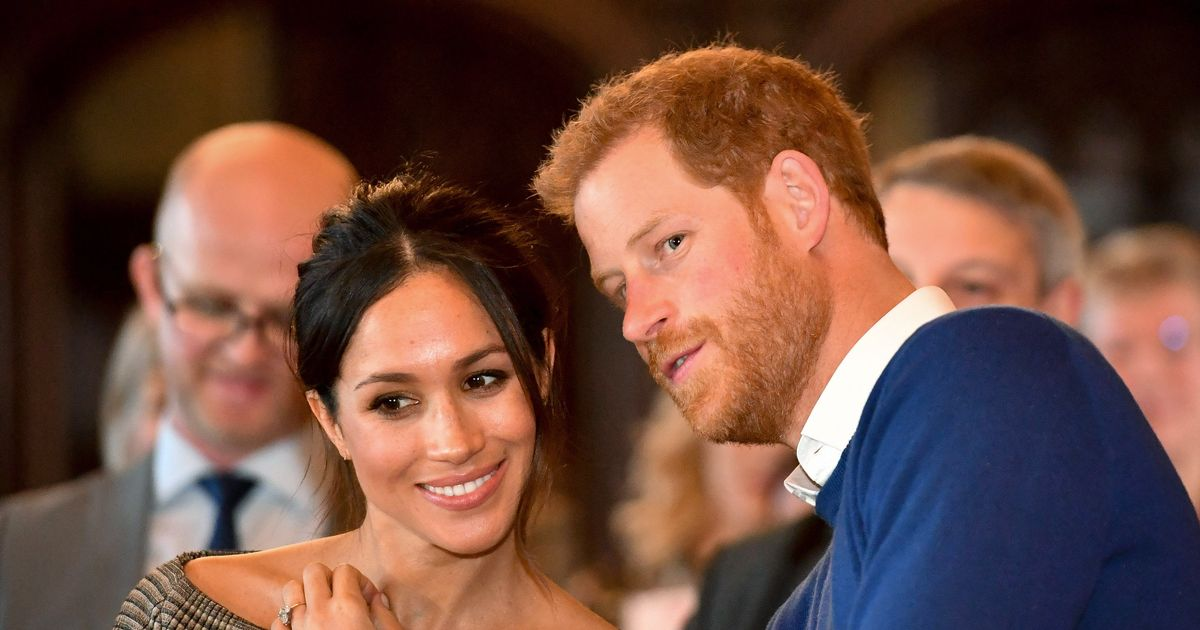 Prince Harry and Meghan Markle caught up in sex scandal that 'could ruin their careers'