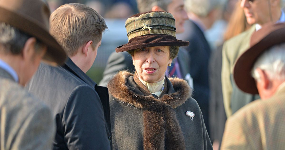 Princess Royal's serious Olympics insult which almost landed her in trouble