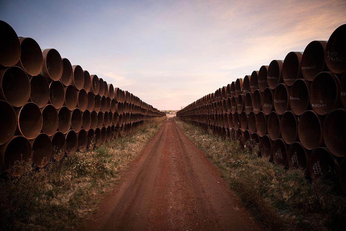 Severe oil leaks worsened Keystone pipeline's spill record, GAO finds
