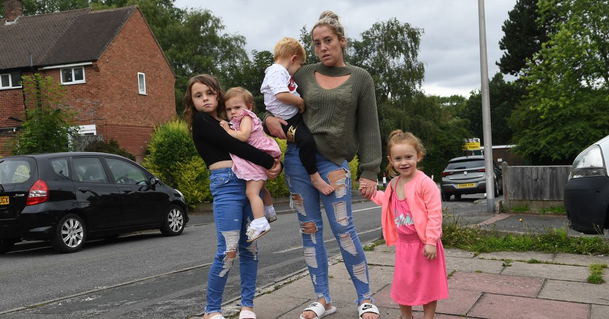 Single mum's anger after being turned away from swimming pool with her children