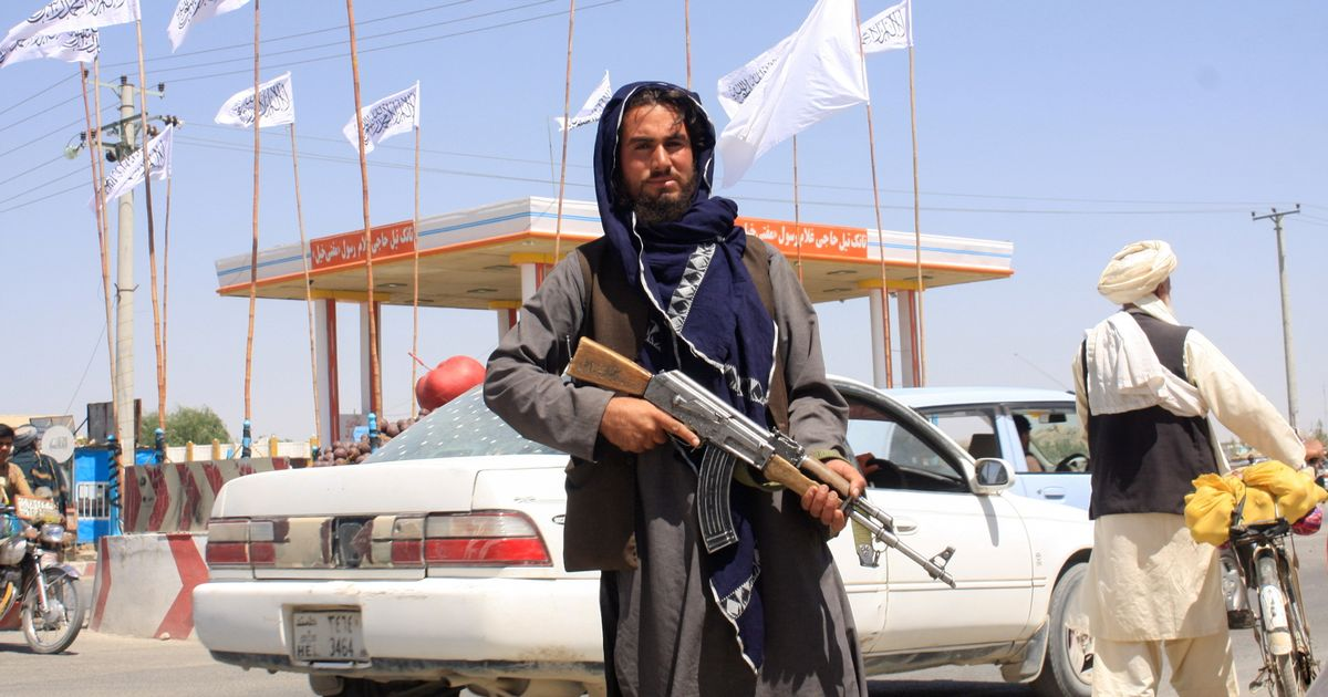 The Taliban is closing in on the capital