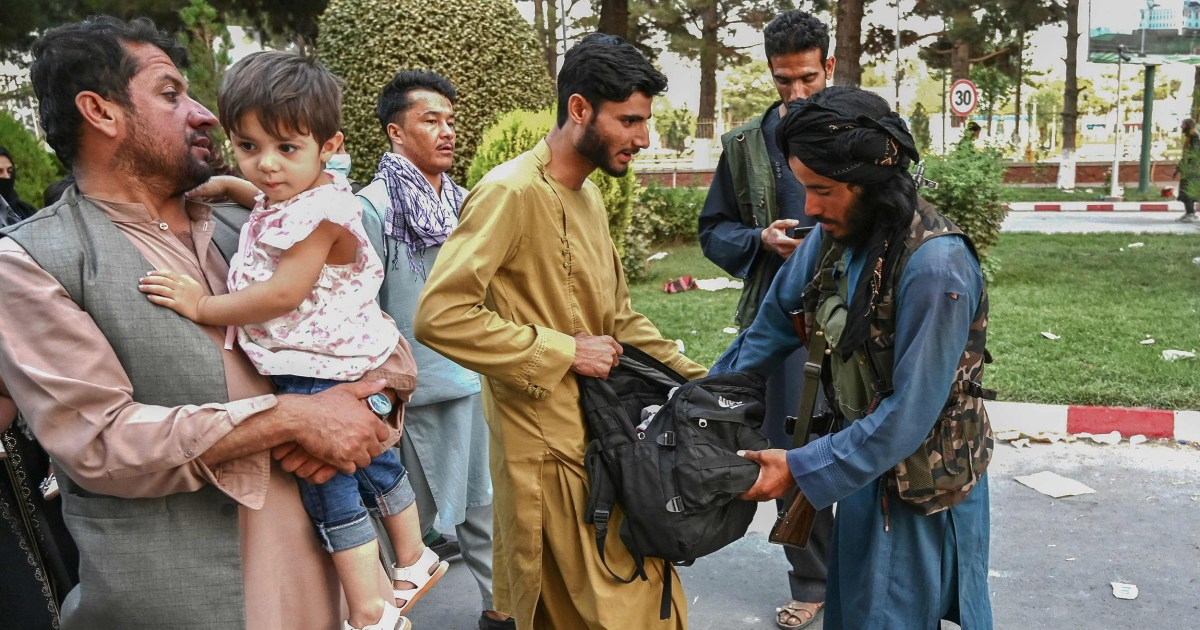 Taliban violence drives Afghans to wipe social media profiles