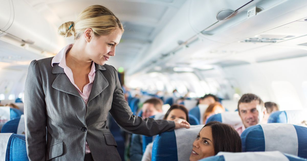 The real reason why you should never take your shoes off on a flight