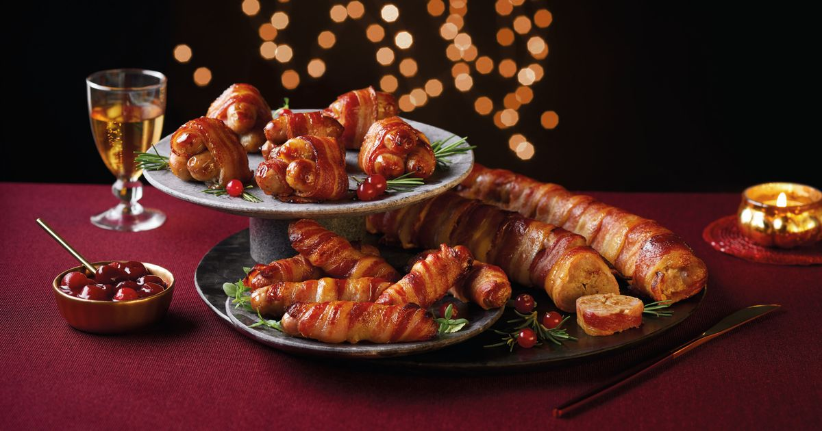 There could be a pigs in blankets shortage this Christmas, warns food industry