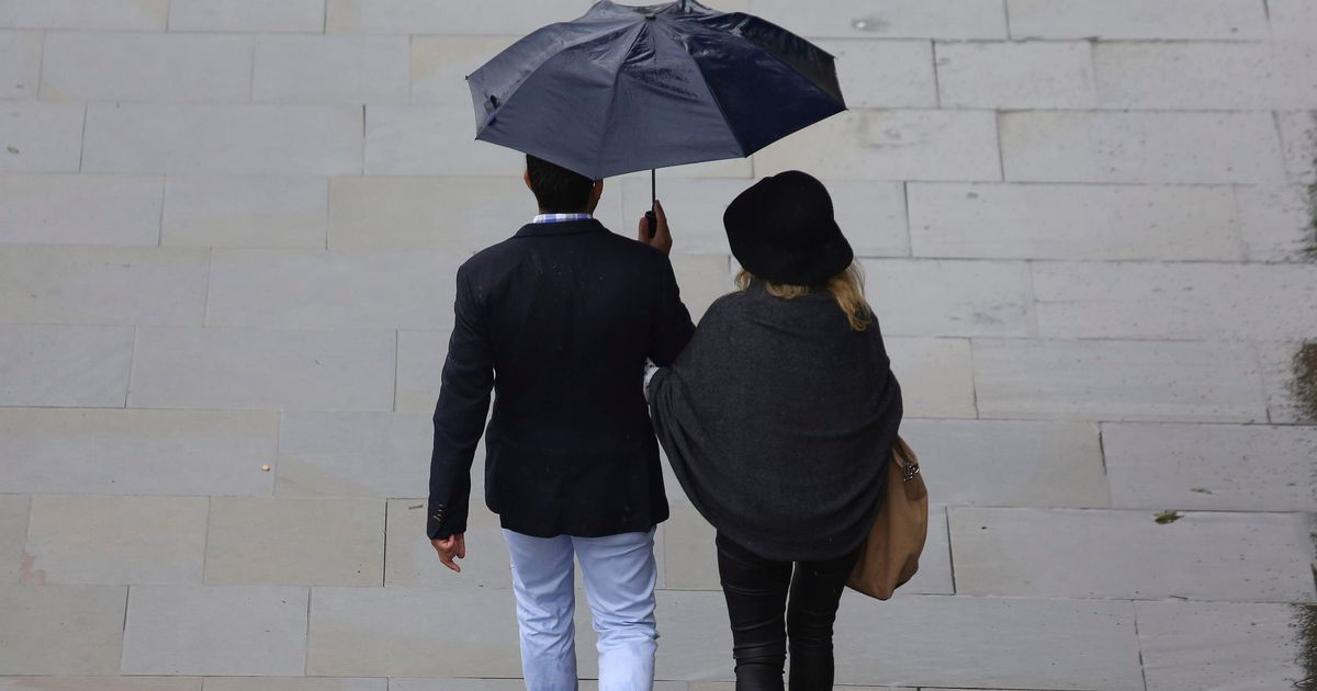 Thunderstorms bring risk of flooding and travel disruption
