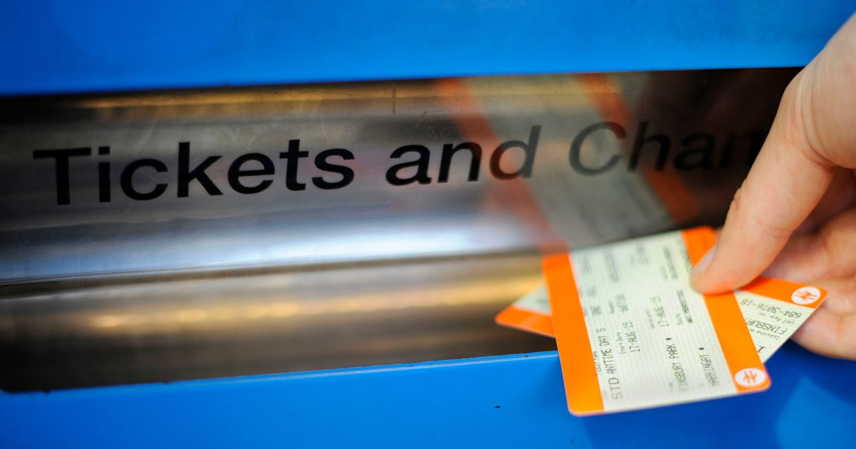 Train passengers to find out how much ticket prices could rise by