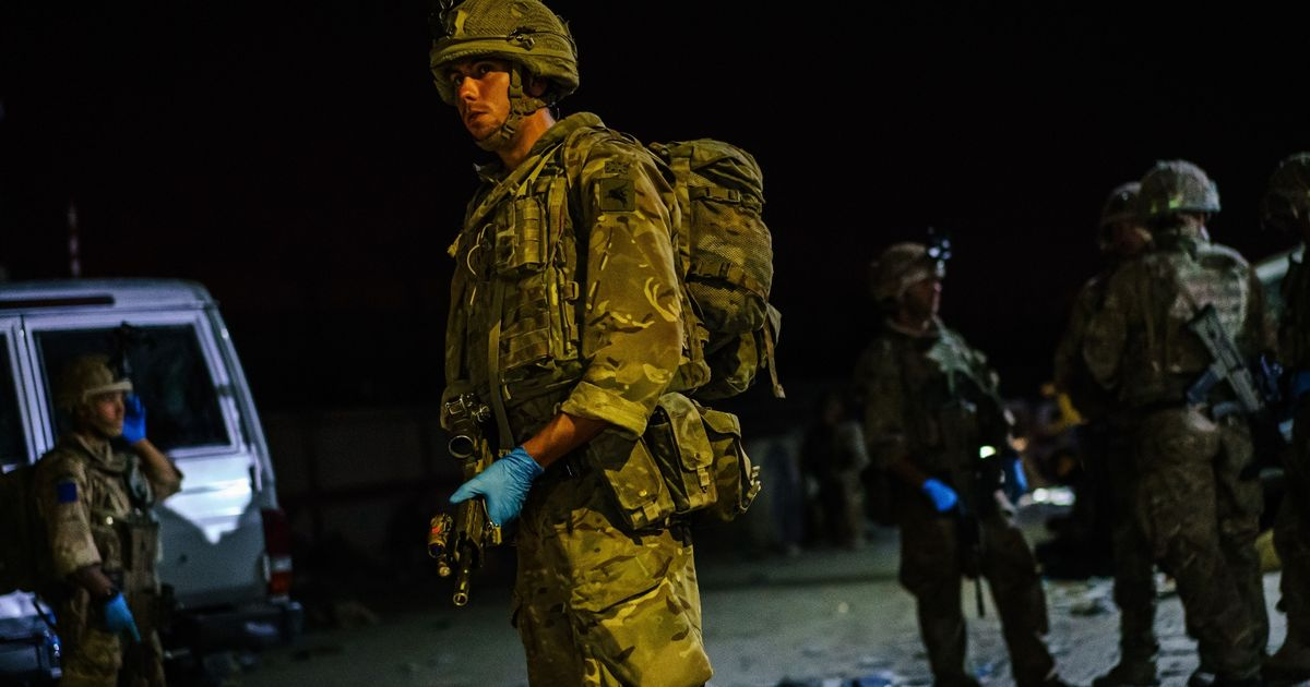 UK warns IS attacks more likely as British troops pull out of Afghanistan