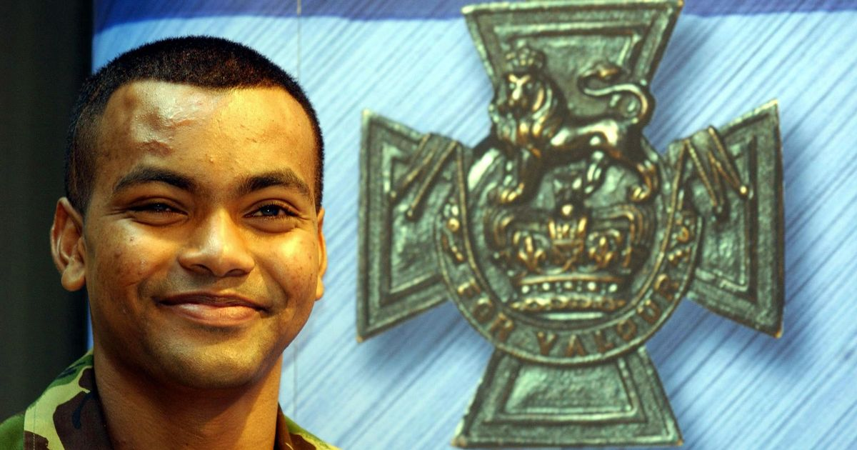 Victoria Cross hero Johnson Beharry can sleep at night again after Iraq horrors thanks to his children
