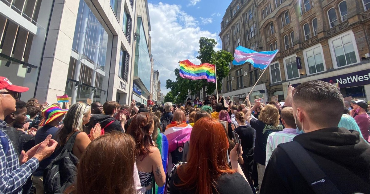 """'It's become the """"Twilight Zone"""" up here': Rise in anti-gay attacks unsettle U.K. advocates"""