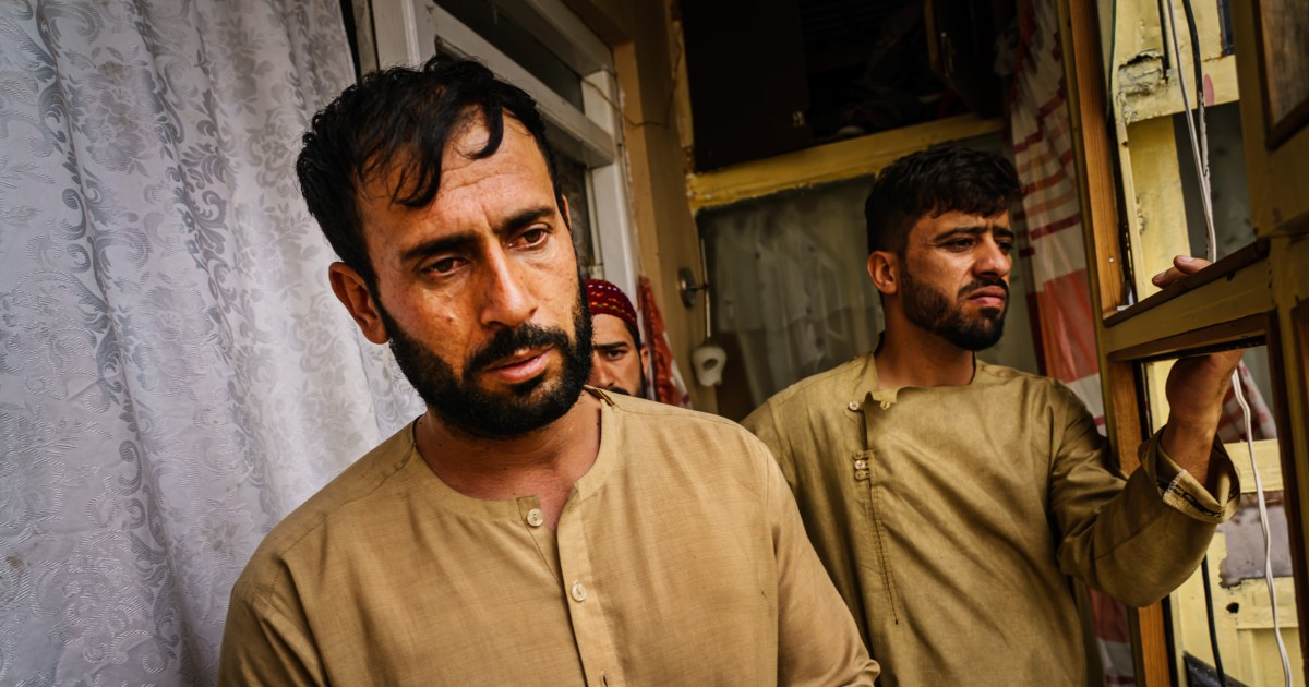 'What pain does this apology cure?': Afghan family wants U.S. help after drone strike admission
