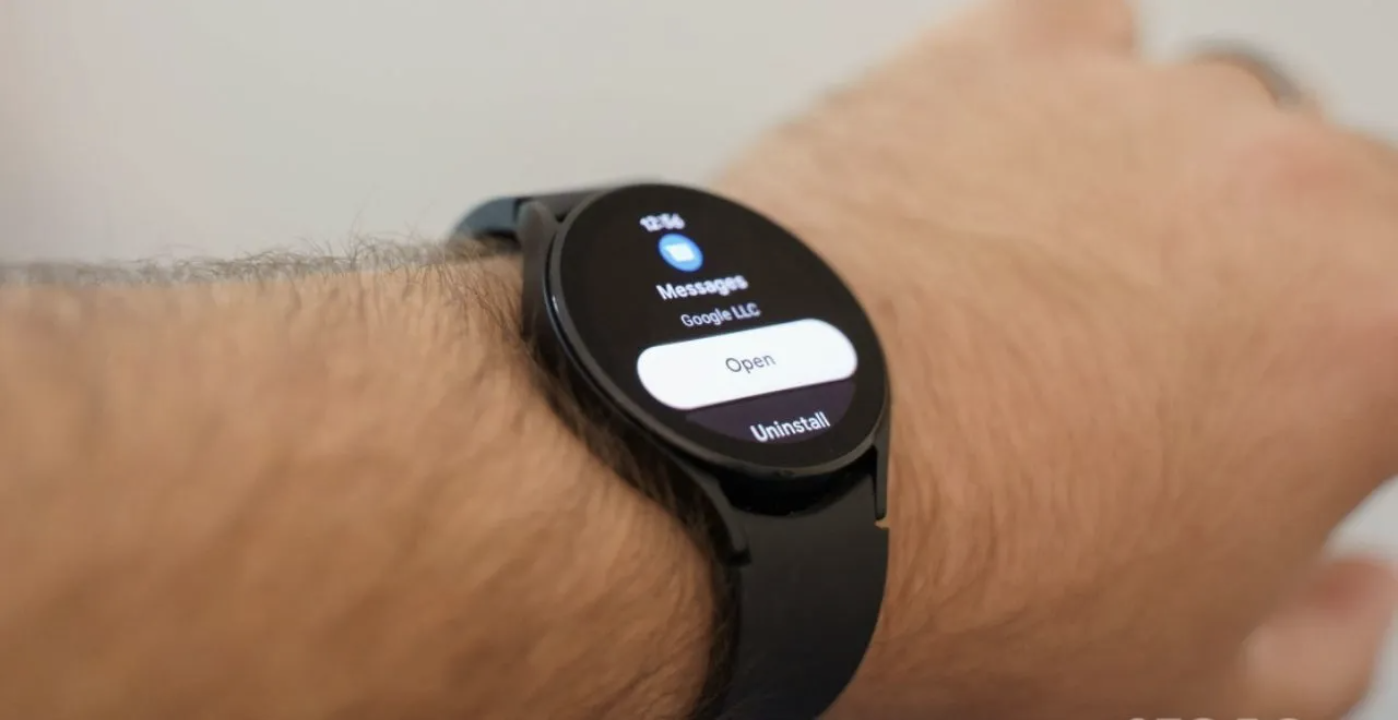 An enhanced app is rolling out on Wear OS 1