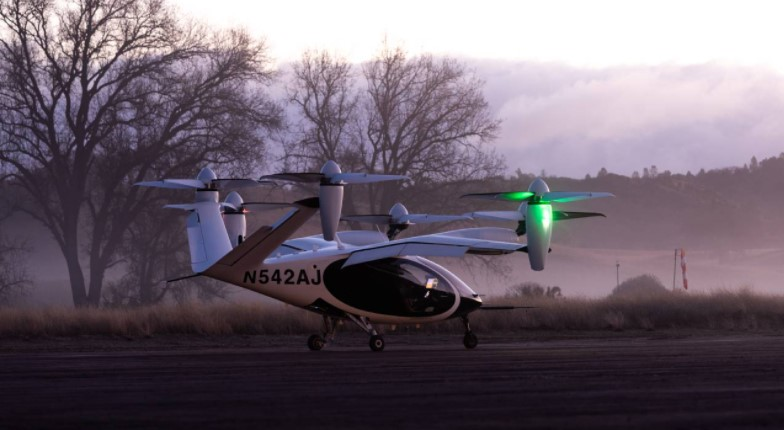 Catching Up with the Jetsons: NASA Begins Tests of All-Electric Flying Taxi