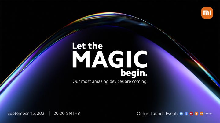 Xiaomi Sets a Date For Its Next Mi 11T Launch Event