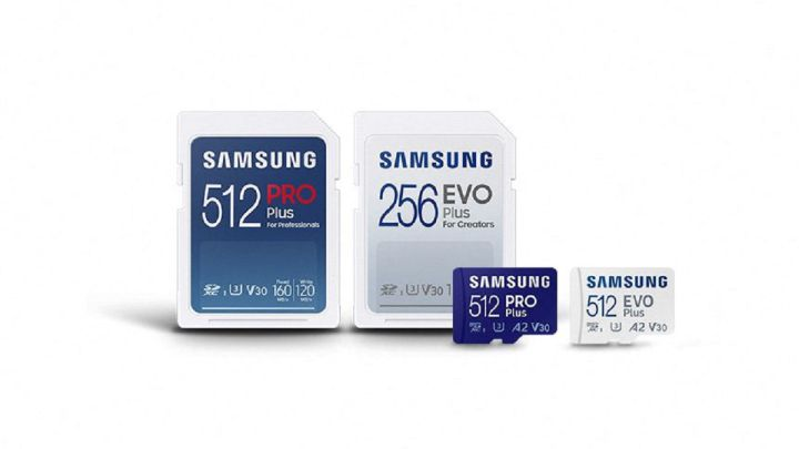 Samsung Launches Memory Cards Designed To Record in 4K
