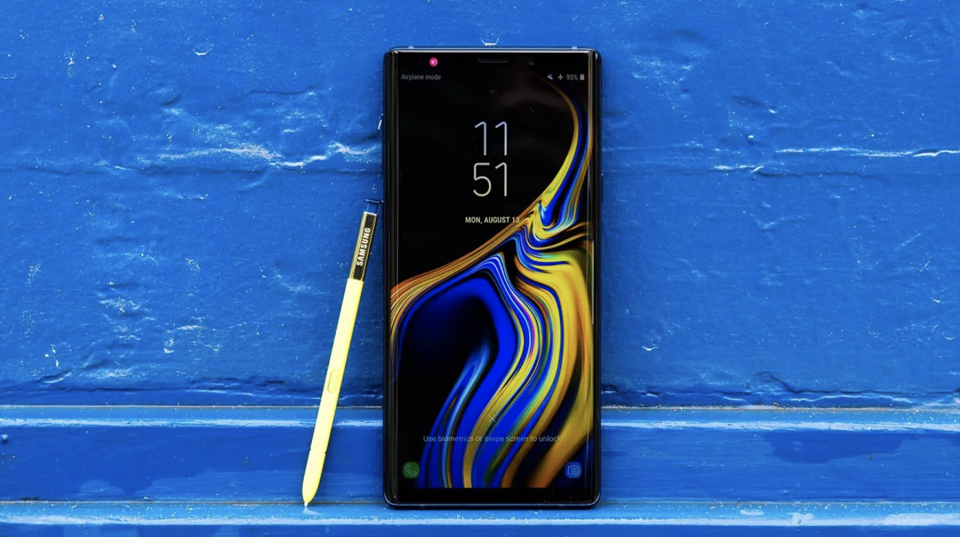 Galaxy Note 9 users upset: Update schedule has changed!
