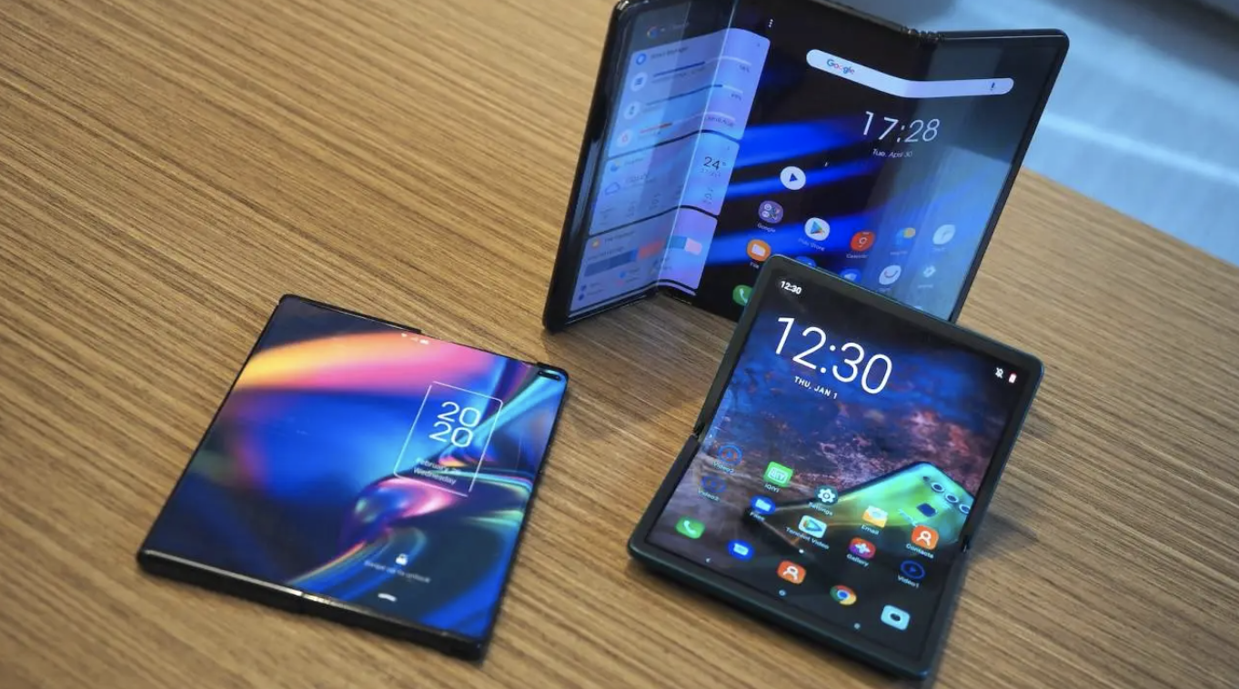 TCL cancels foldable phone project! 1