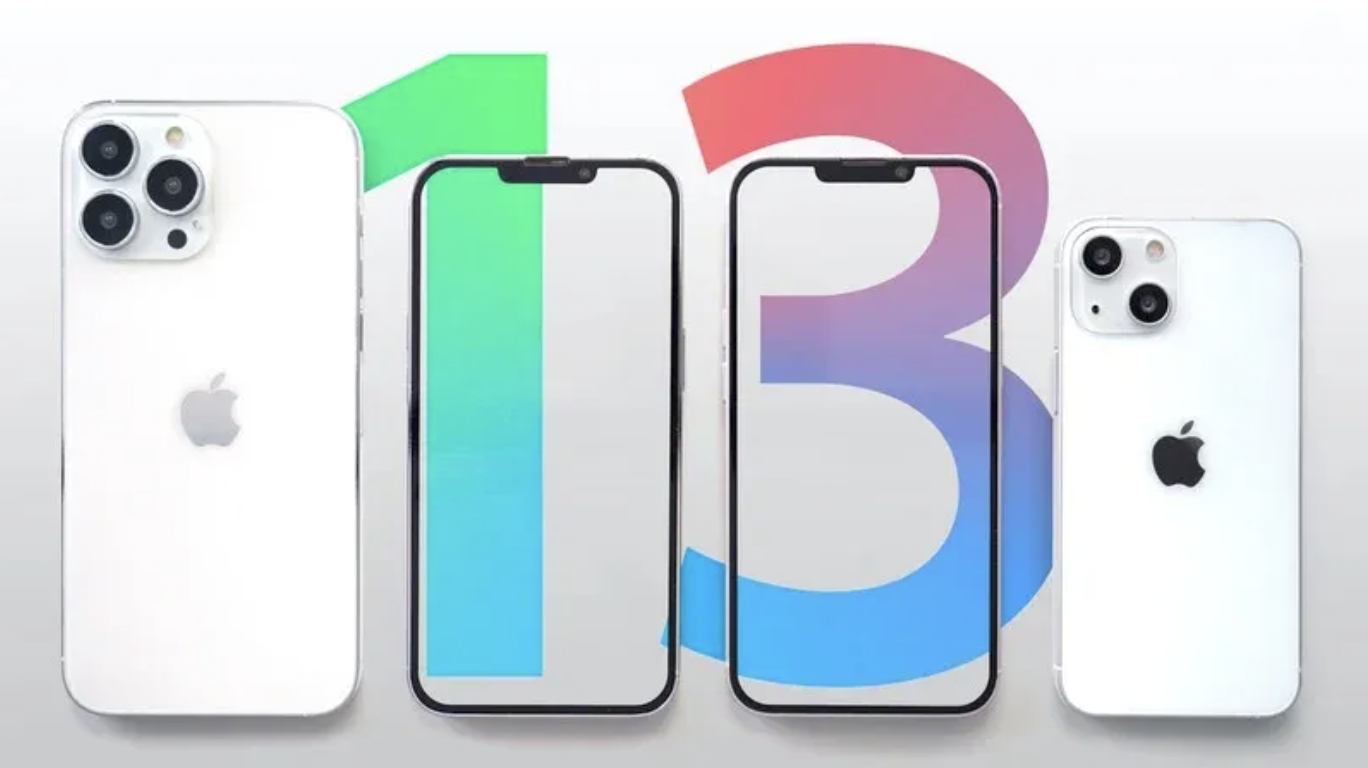 The storage capacity of the iPhone 13 series has been announced! 1