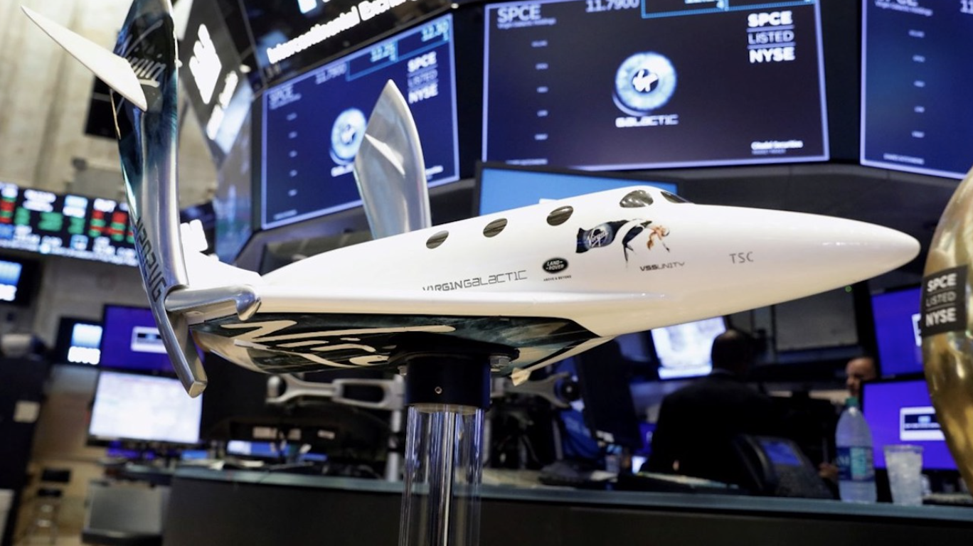 Bad news from Virgin Galactic's first commercial space flight! 1