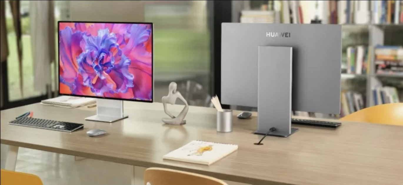 Huawei introduced its first All-in-One model: MateStation X 1
