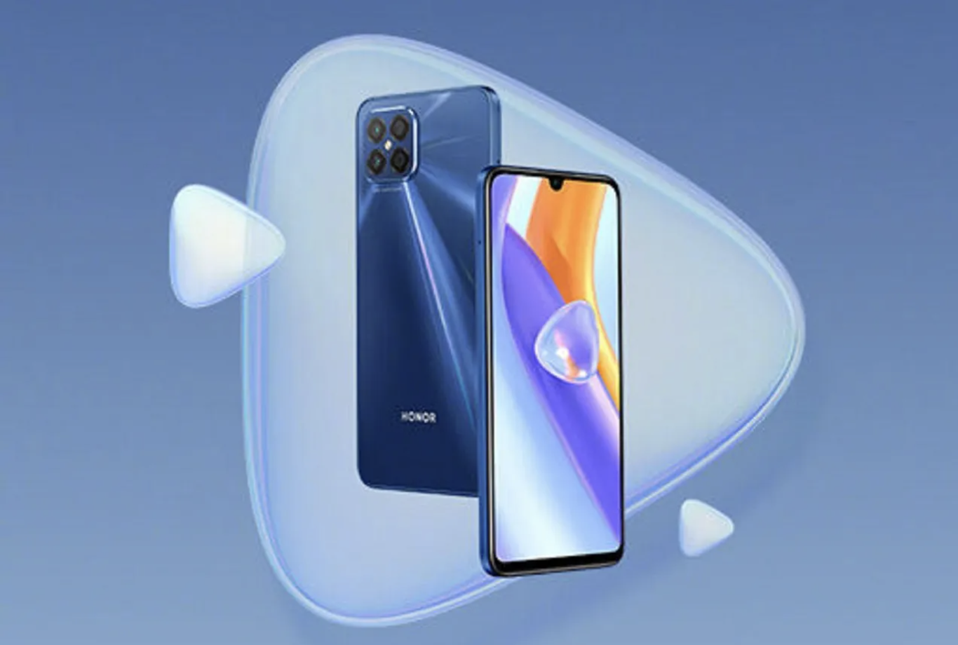 The features of the budget-friendly Honor Play 20 Pro are starting to become clear 1