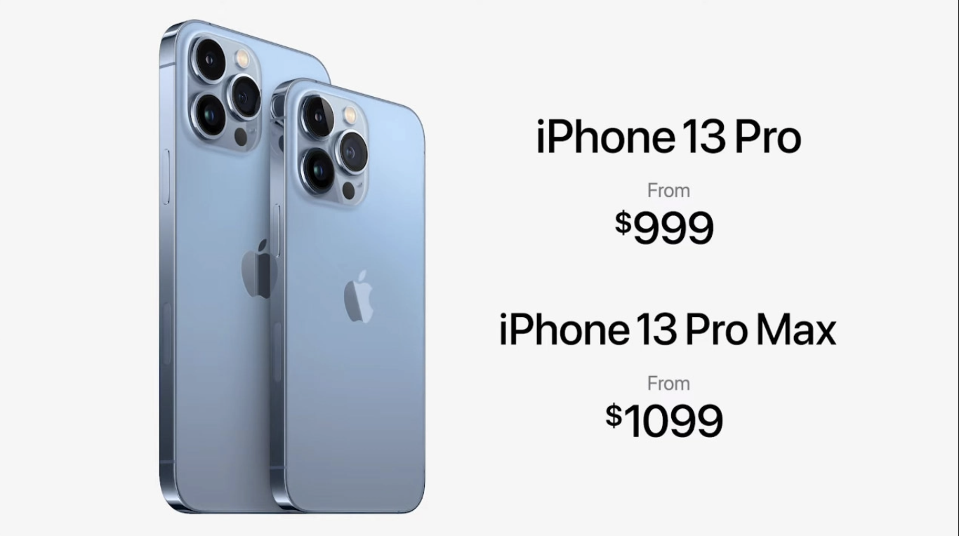 iPhone 13 Pro with 120Hz display is introduced! Here are the features 3