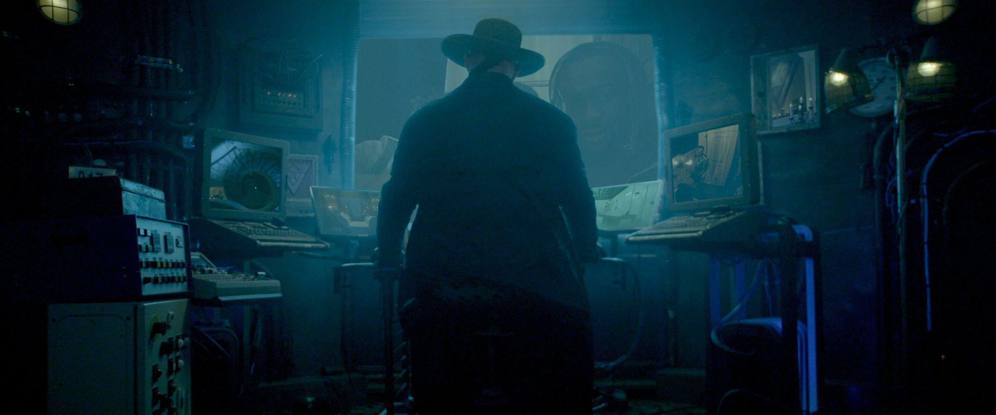 Escape the Undertaker: The Undertaker is Coming with a Movie 6
