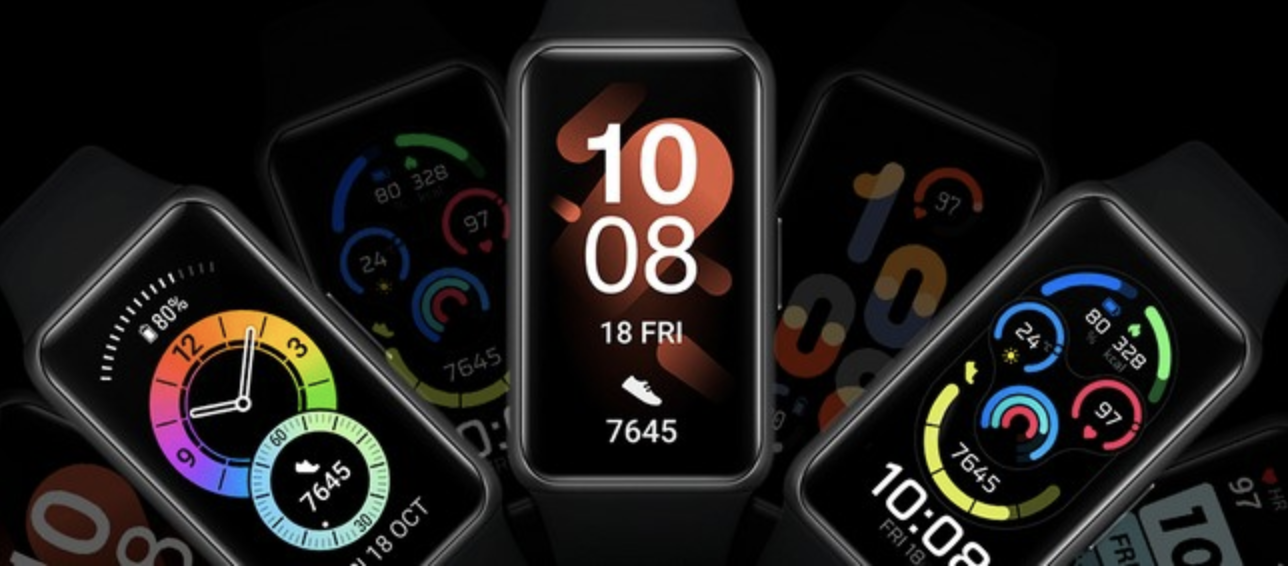TC Teach: how to change the watch face of your Huawei Band bracelet