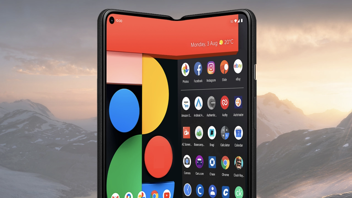 Android 12.1 and Google foldable phone surprise