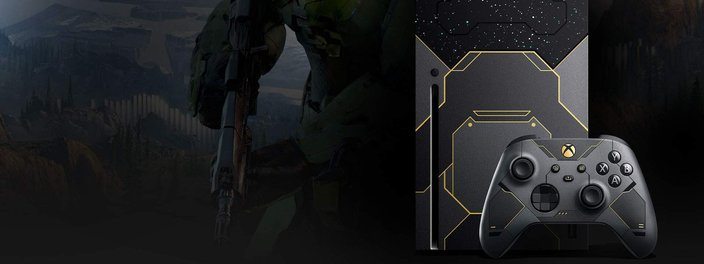Xbox Series X Halo Edition Goes On Pre-Order This Thursday