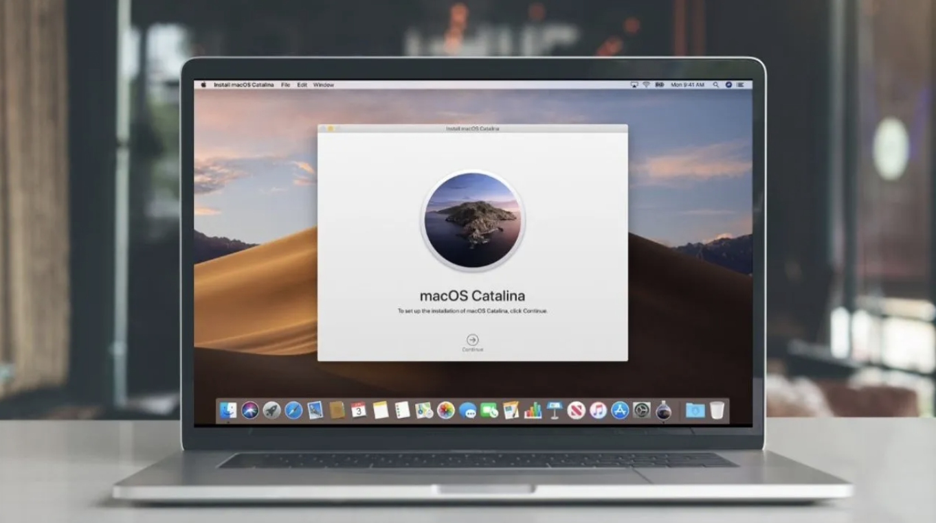 Security patch released for macOS Catalina