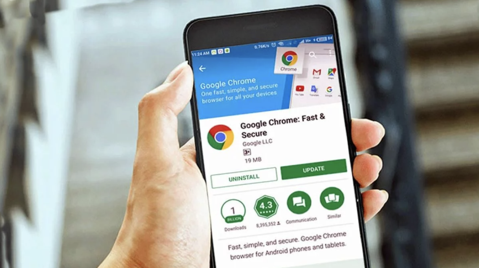 Google Chrome Adds Continuous Desktop Site Option for Android