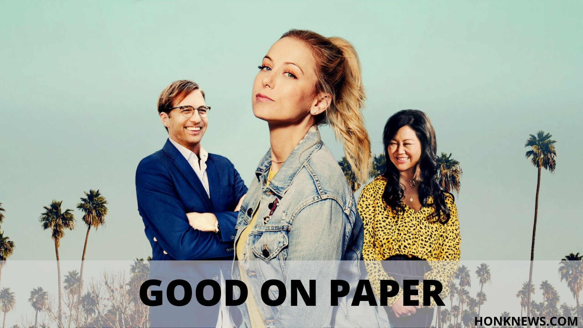 Based On Real Life Story : Good On Paper