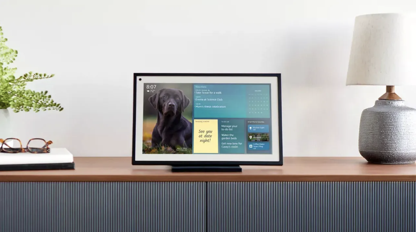 Amazon Introduced Its New Smart Screen Echo Show 15!