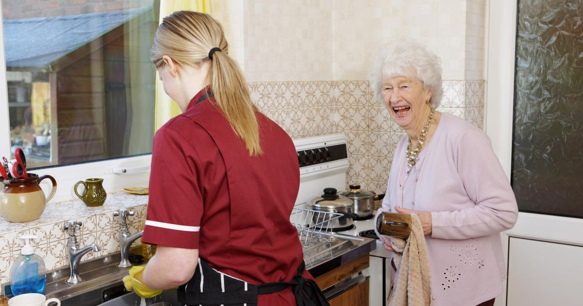 A million extra health and care staff needed in the next 10 years - report claim