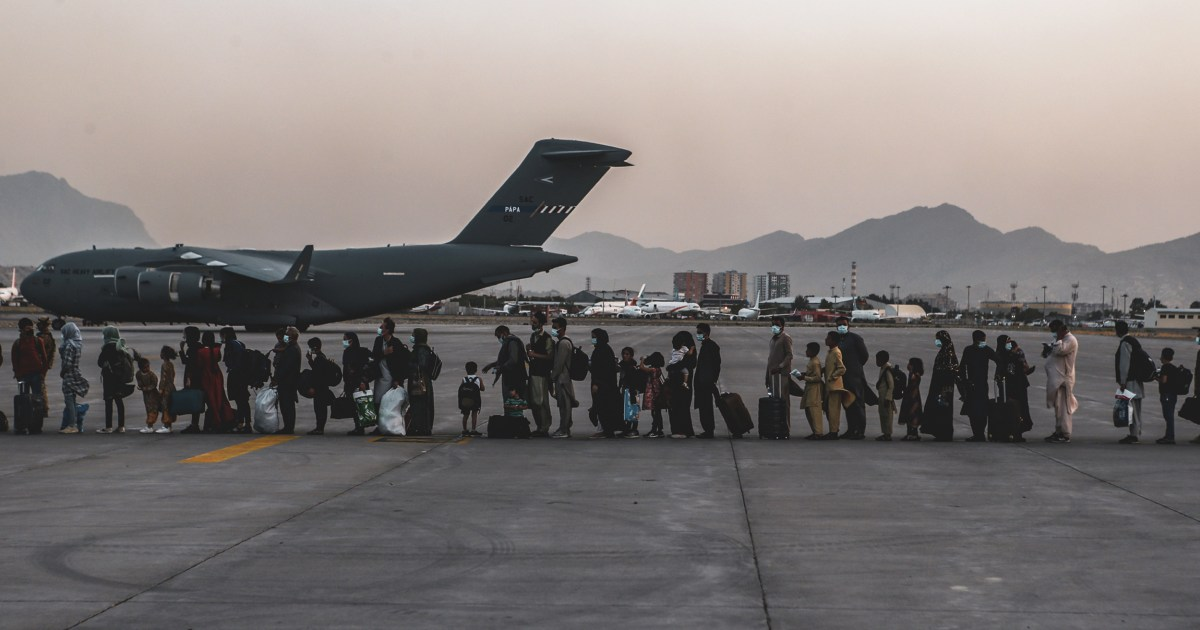 Afghan evacuees on terror watchlists stopped from entering U.S., Mayorkas says