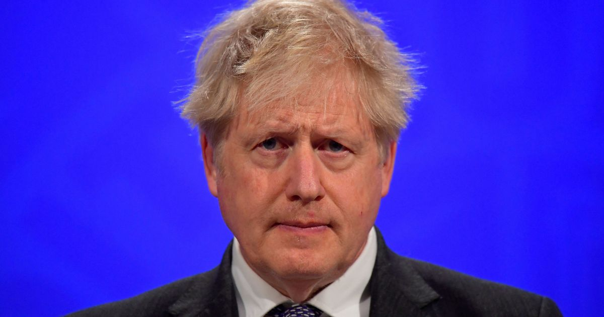 All the key points from Boris Johnson's England Covid winter plan announcement